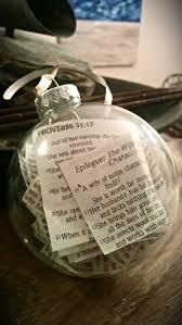 until she flies scripture ornaments