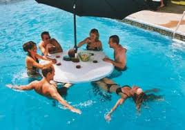 floating table for pool another must have for my pool i believe i saw some floating chairs