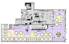 Autocad Kitchen Design by Refectory And Kitchen Design Cad Drawing Cadblocksfree Cad