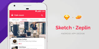 android app design android app ui designing using sketch and zeplin