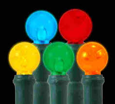 american lighting multi color blue orange yellow green