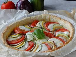 recette cuisine d été tarte aux légumes d été moutarde et mozzarella la cuisine d adeline