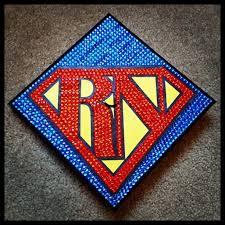 Gallery of graduation cap super rn nursing pinterest cap d Rn