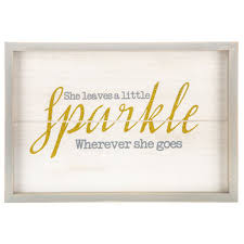 Sparkle Wall Decor Little Sparkle Wood Wall Decor Hobby Lobby 1470376