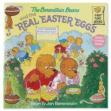 berestein bears the berenstain bears the real easter eggs current catalog