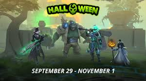 free images of happy halloween save 50 on battlerite on steam