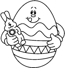 easter egg coloring sheets easter coloring pages eggs in the