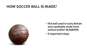 where was the made how soccer is made