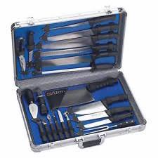 professional kitchen knives set professional chef knife set ebay