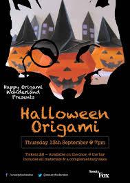 happy origami wonderland the snooty fox london designmynight