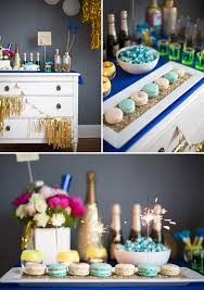 New Years Eve 2016 Party Decorations by Sparkling New Year U0027s Eve Diy Party Decorations