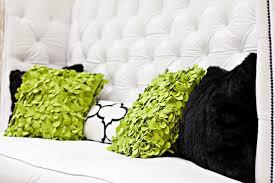 max studio home decorative pillow lime green pillows