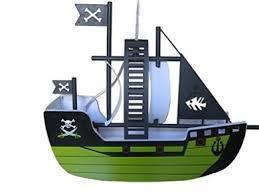 pirate ship children u0027s lamp pendant light by js shop online for