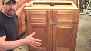Kitchen Cabinets Construction Building Kitchen Cabinets Part 18 Starting The Wall Cabinets