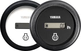 boat rigging digital and analog gauges yamaha outboards