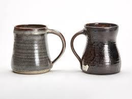 interesting collection six studio pottery mugs leach 20 c ebay