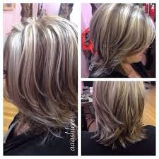 best 25 gray hair highlights ideas on pinterest blonde