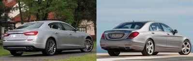lexus vs mercedes luxury maserati quattroporte or mercedes benz s class fiat group u0027s world