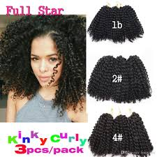 crochet hair with human hair 8 10inch marlybob crochet twist braid hair synthetic ombre