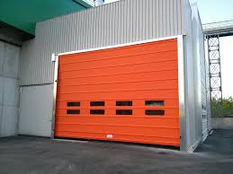 folding garage door high speed folding doors fold up closure