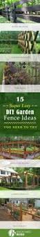 best 25 garden fencing ideas on pinterest fence garden garden