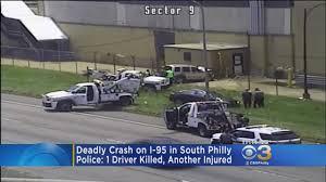 deadly crash on i 95 in south philadelphia youtube