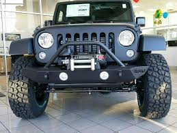 bumpers for jeep jeep jk mid length winch bumper
