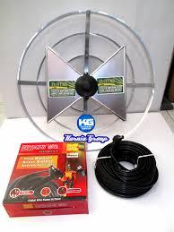 membuat antena tv tanpa kabel jual paket antena wajan bolik kabel kitani 20 meter model