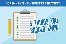 hair salons jc penny price list jcpenney s new pricing strategy 5 things you should know