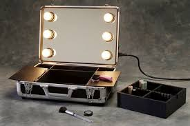 professional makeup lighting portable portable make up station makai vanity makeup