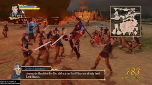 Favorito Arslan: The Warriors of Legend (PS4) Review – STG &OZ92