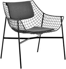 Summer Chair Cushions Summer Set Lounge Armchair With Seat U0026 Back Cushions Varaschin