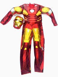 kids halloween muscle iron man costume children u0027s birthday