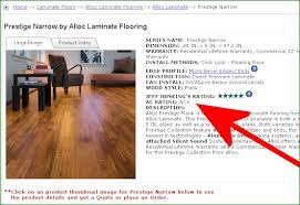 laminate floor ac ratings