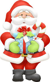 father christmas clipart clipground