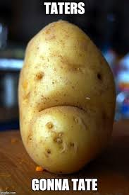 Meme Potato - sad potato imgflip