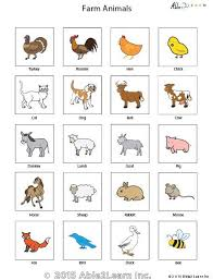 Resources Free Printable Worksheets Pecs Farm Animals Free Printable Worksheets Picture Recipes