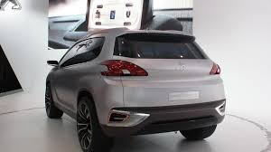 peugeot 2008 crossover future peugeot 2008 crossover previewed in beijing