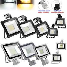 outdoor security lights with motion sensor pir motion sensor led flood light 100w 50w 30w 20w 10w outdoor