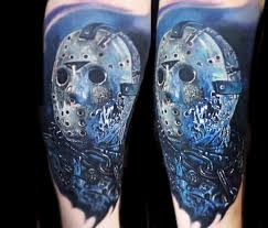 check out this talented tattoo artist u0027s color horror portraits