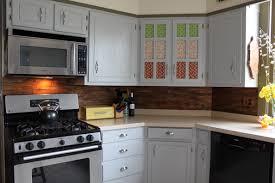 wood pallet kitchen backsplash home