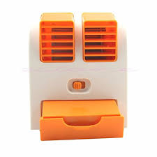 Portable Desk Air Conditioner 5g Gold Numex Nu063 Mini Small Cooling Portable Desktop Dual