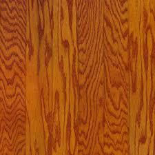 oak hardwood flooring home depot millstead oak harvest 1 2 in thick x 5 in wide x random length