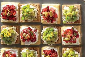 canap toast easy appetizers for your appetizer recipes