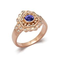 tanzanite engagement ring vintage style tanzanite engagement ring gold juliet oliver
