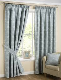 Curtains Floral Know All About The Duck Egg Curtains Home And Textiles