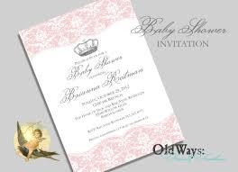 baby shower invitations princess theme wblqual com