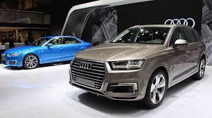 audi q7 autotrader audi brings a4 and q7 e diesel hybrid at motor