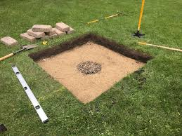 Firepit Base Diy Building A Pit With Your