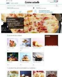 cuisine actuelle recettes cuisine actuelle prisma media solutions